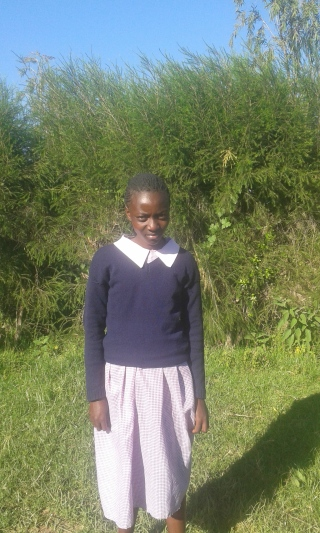 Patrize Wangui from Mwichuiri 2017