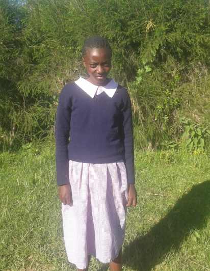 Meet Patlize Wangui from Mwichuiri Primary School. While Patlize comes from a very challenging background, she beat all odds to emerge tops at her school by earning 353/500 in a hotly contested national examination. She has been accepted into one of the best Secondary Schools in Kenya.
